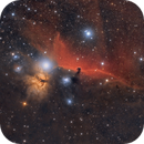 The Flame and Horsehead Nebula Region A public data pool created by cgome004,                                D@vide