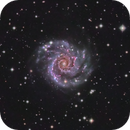 """The phantom appears  -  Messier 74"",                                carl0s"