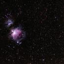 Orion nebula,                                Dainius Pavilonis