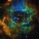 Rosette Nebula (Caldwell 49),                                John Sojka jr