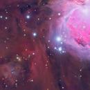 The Great Orion Nebula,                                Sinan Arkin