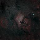 NGC7000 at 85mm in HOO,                                JDJ