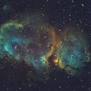 The Soul Nebula,                                the.robservatory