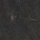 VDB 150 and surrounding nebulosity in Cepheus,                                Elmiko