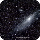 The Andromeada Galaxy 2nd Attempt,                                Darien Perla