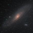 M31 from East TX,                                John Harper