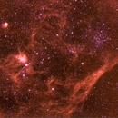 IC 417 Area, HaRGB,                                Stephen Garretson