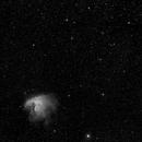 NGC 281, Ha, [Wide Field],                                Stephen Garretson