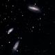 Grus Triplet NGC 7582/7590/7599,                                Sergio G. S.