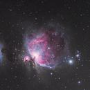 M42, The Orion Nebula,                                Dyno05