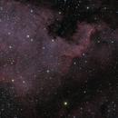 North America Nebula,                                Bertrand Lemasle