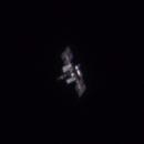 ISS am 2.4.2020,                                BergAstro