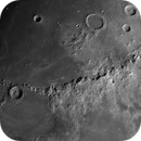 The 9 Days old Moon,                                astropical