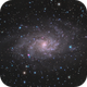 M33 (Triangulum Galaxy),                                Jussi Saarivirta