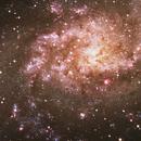 Triangulum galaxy,                                Saied Asfa
