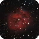 From the Raw Archives: Cocoon Nebula - 2015/11/18,                                Chappel Astro