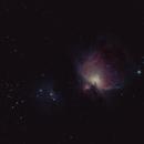 Orion Nebula,                                Manuel Huss