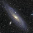 M31 The Andromeda Galaxy,                                Frank Colosimo