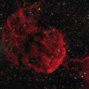 Jellyfish Nebula IC443,                                hy