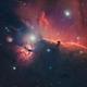 Horsehead & Flame Nebulas,                                Obaid Musabbeh