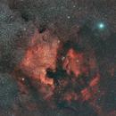 NGC7000 and IC5070,                                Jürgen Kemmerer