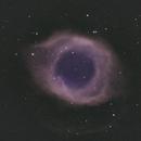 NGC7293 - The Helix Nebula,                                Mark Hudson