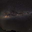 Milky Way mosaic,                                KiwiAstro