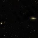 M104 Sombrero Galaxy,                                PapaMcEuin