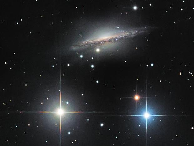 NGC 1055,                                GONZALO