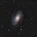 M81 - First Light STF-8300m,                                Adam Jaffe