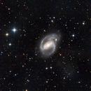 NGC 1097 ,                                Alessandro Carrozzi