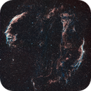 Cygnus Loop Mosaic,                                Loran Hughes