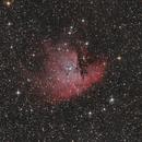 NGC281 Pacman Nebula,                                Jan Schubert
