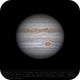 Jupiter 23 May 2018,                                Seb Lukas