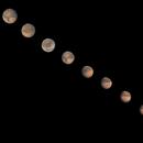 Mars composition 2020,                                Blueastrophotography