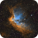 The Wizard Nebula (NGC 7380),                                AstroBadger