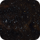 The Soul Nebula 2 Panel Mosaic,                                Jirair Afarian