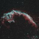 Veil Nebula,                                Liuyi Sun