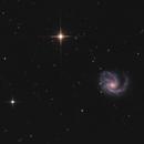Galaxy Season 2021 with M99 (Coma Pinwheel) + NGC 4298+NGC 4302,                                Michael S.