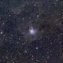 NGC7023 Iris nebula,                                Ilyoung, Seo