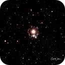 NGC 6543,                                Carl Weber