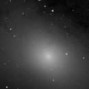 Novae in Andromeda galaxy M31,                                Peter Juhlin