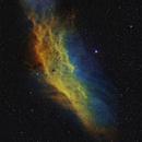 NGC1499 in HST palette,                                Gordon Haynes