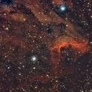 IC 5070 Pelican Nebula,                                MRPryor