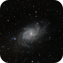 M33 - Triangulum galaxy,                                Francisco Jose Corregidor