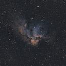 Ngc 7380 - Wizard Nebula,                                Kostas Papageorgiou