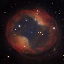 Planetary Nebula PK 164+31.1 - HaRGB - Liverpool telescope,                                Daniel Nobre