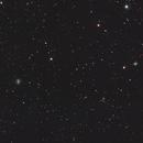 Coma berenices M100 M99 / Canon 100Da + Canon 400mm L f/5.6 / Star adventurer / Autoguiding,                                patrick cartou