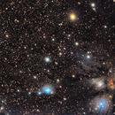 NGC 2185, NGC 2183, NGC 2182, NGC 2170,                                PJ Mahany