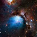 M78 Reflection Nebula,                                Kongyangshik